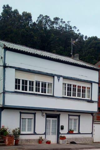 Casa Mari&Fernando en Camelle - Costa da Morte