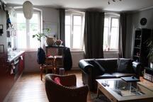 Gemütliche, ruhige und moderne 3-Zimmer-Wohnung