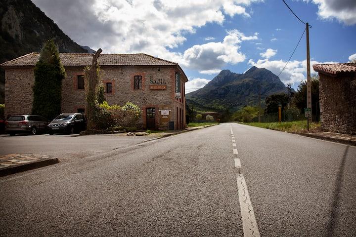 Habitación doble en La Senda del Oso, Asturias