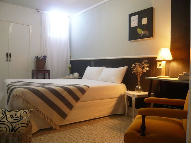 Nice room in the historic center - Pontevedra - Apartamento