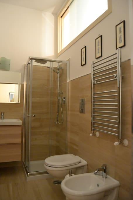 Bagno stanza Matrimoniale