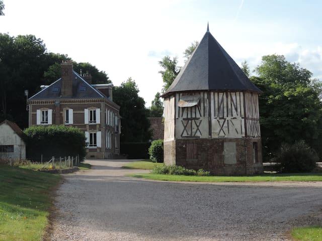 La Bucaille, chambre familale - Guiseniers