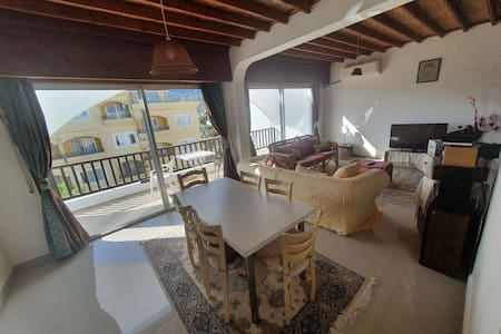 3+1 Bedroom Apt by the Sea at Kyrenia