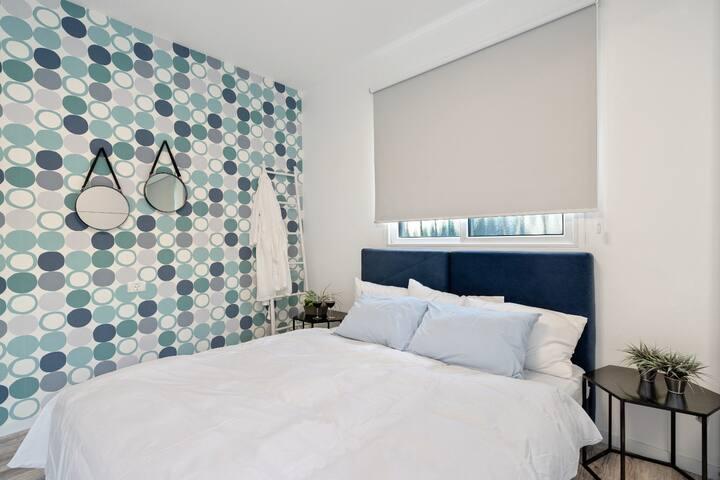 Отдельная спальня в апартаментах
