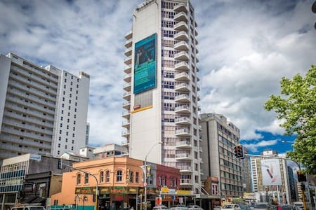 1 Bedroom Apartment Auckland CBD-Ensuite Gr8t View - 奧克蘭