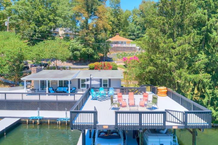 Claytor Lake Home Near Virginia Tech & Radford U