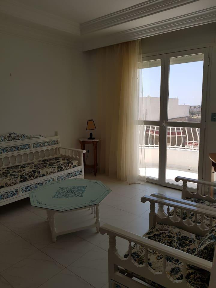 Wohnung à Kèlibia 2