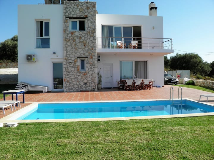 Villa DIMITRA with private pool and great view