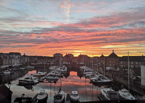 Harbour View - Easy access to Eastbourne
