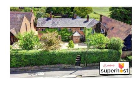 Beautiful Home Oxfordshire Cottage - Kingston Blount - Ház