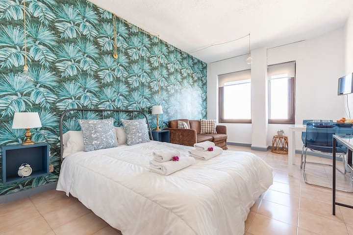 Ideal apartment in Triana with views-Heart Sevilla
