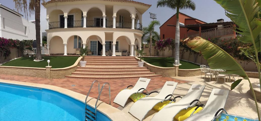 Beautiful luxuous House sea view - Adeje - Talo