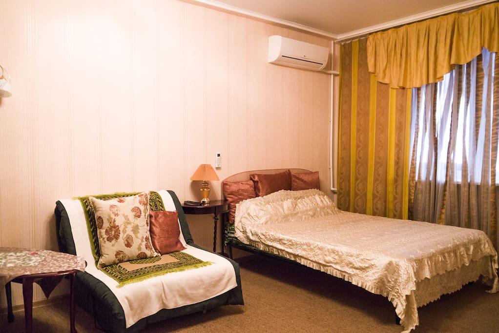 Спальня/Bedroom