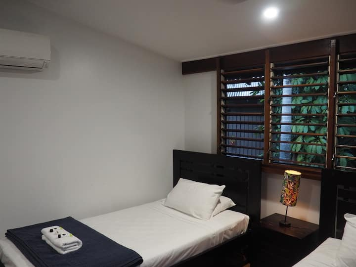Butterfly- 2 Bed Spa Room