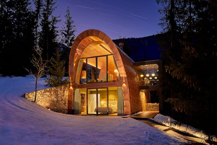 Luxury Design Chalet