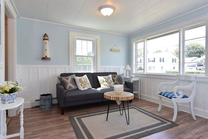 Seaside cottage - Narragansett - Talo