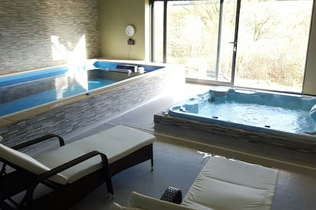 Cottage Complex with Pool/Hot-tub - Barnard Castle  - 獨棟