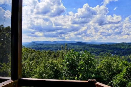 Amazing Views! 4/3 Cabin Aska Area