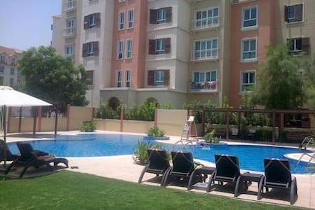 Amazing One Bedroom with a nice furniture - Dubai