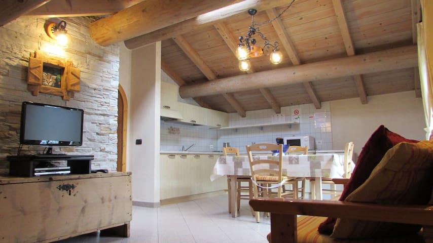 Mountain Chalet - Livigno
