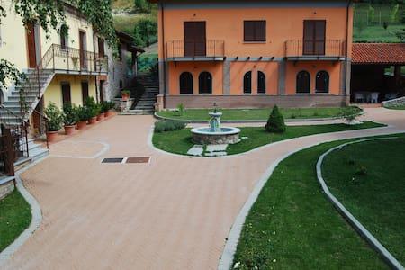 Appartamento in residence immerso nel verde - San Sebastiano Curone - Lägenhet