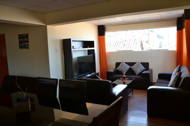 Cusco PyP Apartments for Rent / The best view