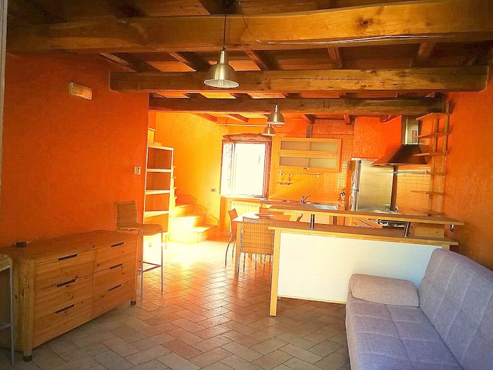 Casa di Monterone: il borgo nel borgo di Blera(VT)