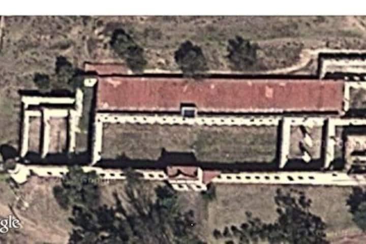 Ex Fábrica de San Félix, Casco de Hacienda