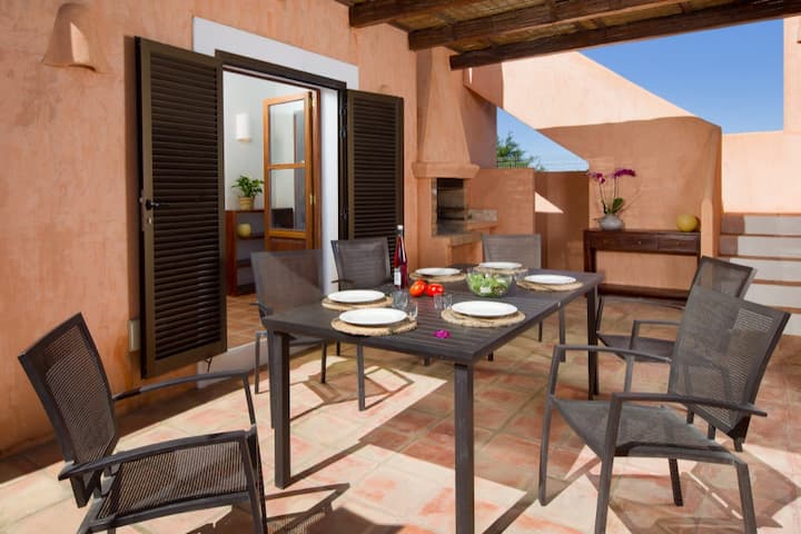 CAN NOVES, 3 - Villa with 2 suites