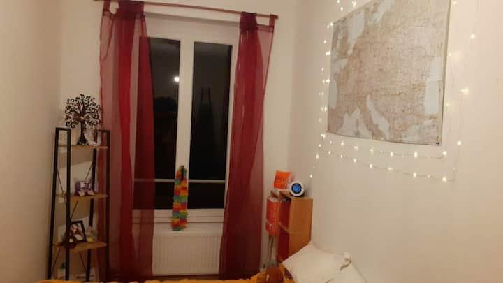 Chambre de Lilou