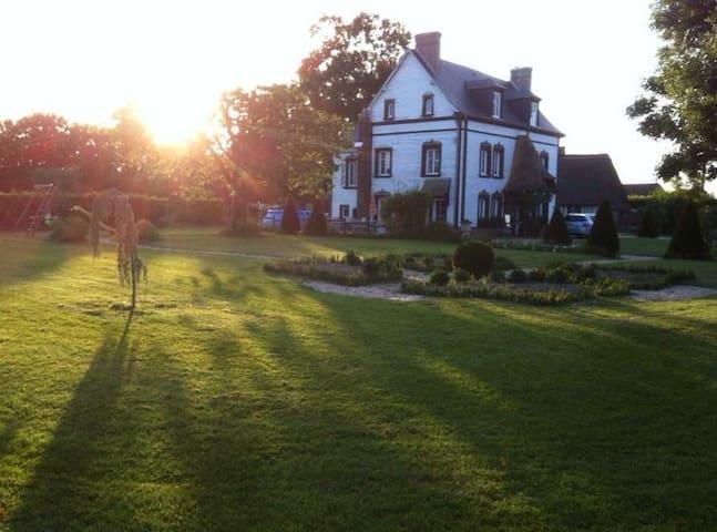 Maison normande - Thibouville - Casa