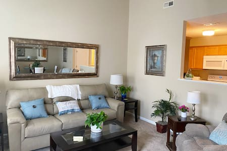 Cozy and Clean Apartment Near Camp Lejeune (156)
