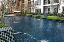 Supalai monte 1 with GYM, Pool, Sauna & Super WIFI