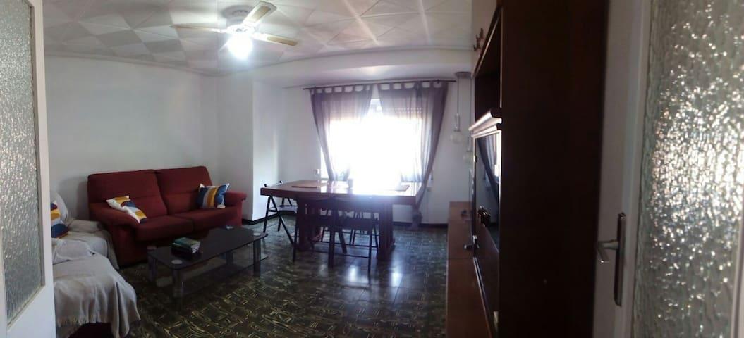 El piso perfecto para tu estancia en Murcia - Murcia - House