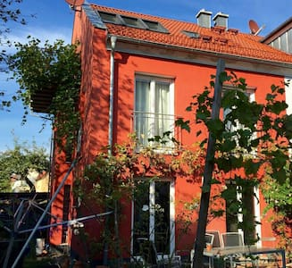 Doppelhaushälfte für 4 Personen - Ingolstadt - Casa