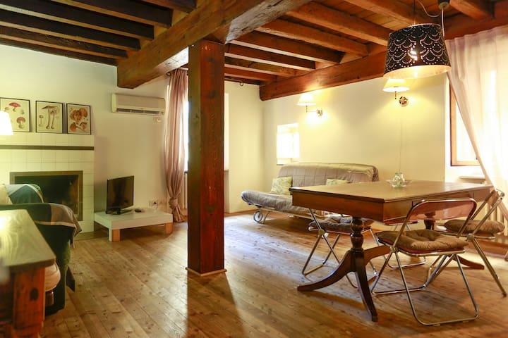 Super central Tornabuoni Terme Apartment - Firenze - Apartment