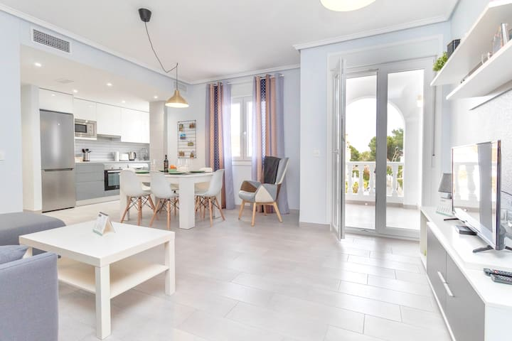Stylish Apartment 300m from La Zenia Beach