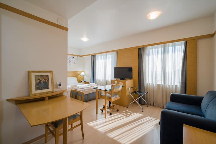 RI1705 Lindo Flat Av Paulista - Paulista Avenue