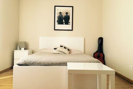 Chambre agréable et lumineuse proche Disneyland - Tournan-en-Brie - Appartamento