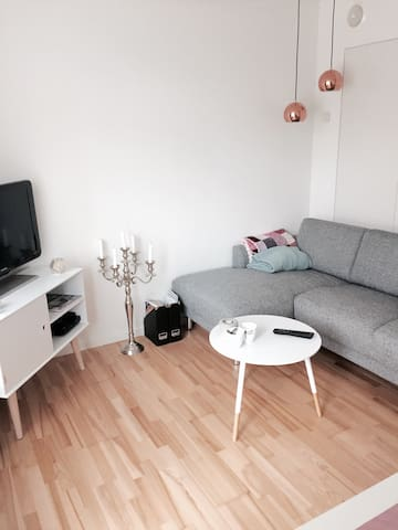 Newly build two-room apartment. - Nørresundby - Apartment