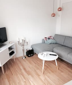 Newly build two-room apartment. - Nørresundby - Wohnung
