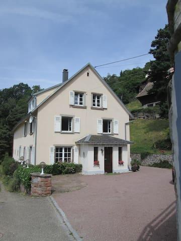 """""""La Tourelle"""" - Hohrod - Lodge immerso nella natura"""