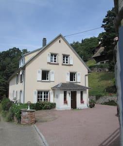 """""""La Tourelle"""" - Hohrod - Natur lodge"""