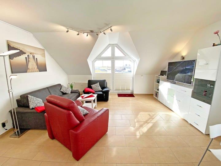 OS: Haus Granitzblick Whg. 13 mit Balkon, Haus Granitzblick Whg. 13 mit Balkon