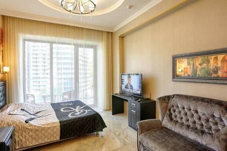 Апартаменты-студио на Курортном - Sochi - Apartmen perkhidmatan
