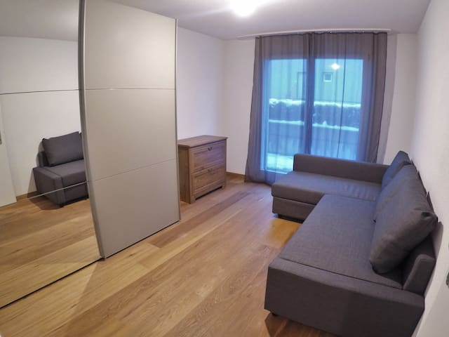 Nice room in Frutigen - Frutigen - Apartment