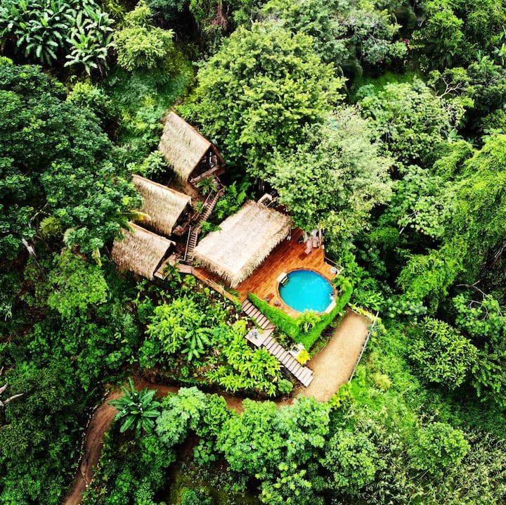 Bohemia: Bungalow Maya: Comfort, Luxury and Nature