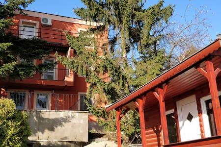 Misa Apartman Miskolctapolca Középső Szint