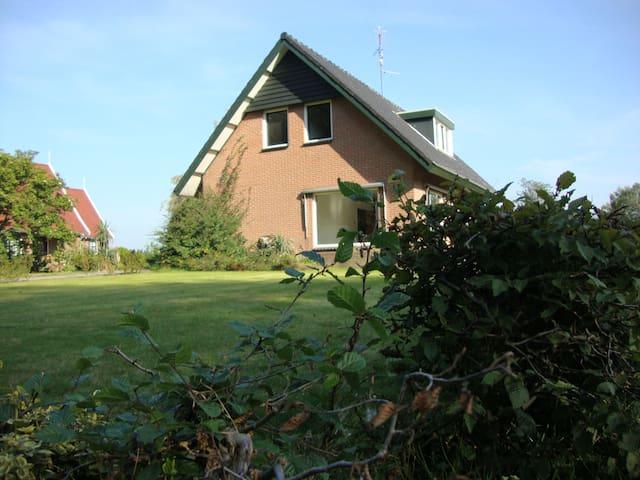 Luxe vakantiehuis Ootmarsum