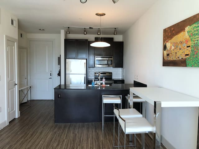 Chic and Modern 1BR in the Heart of Domain Austin